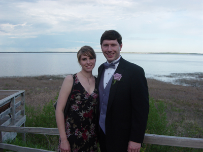 Corey & Jenelle @ Eric & Paula's Reception