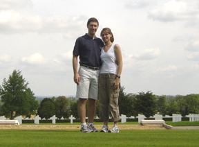 Jenelle & Corey @ Madingley