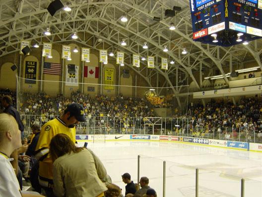 Yost Ice Arena